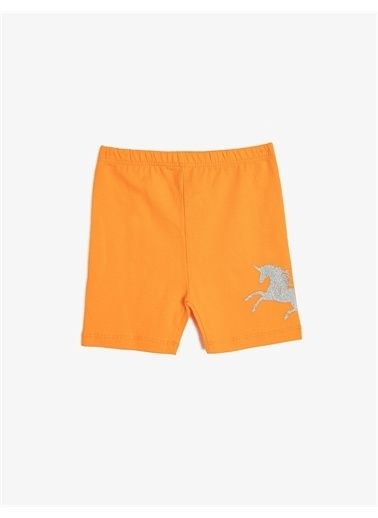 Koton Kids Tayt Oranj